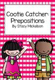 Cootie Catcher - Prepositional Phrases