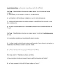 Core Topics : Global Issues : article & questions on child