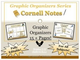 Cornell Notes Templates Note-taking + Interactive Notebook