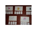Correspondencia basica de letras y figuras