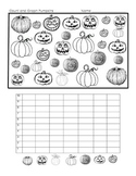 Count and Graph Pumpkins