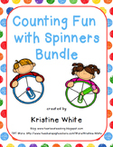 Counting Fun with Spinners BUNDLE