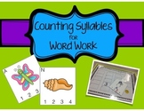 Counting Syllables for Word Work