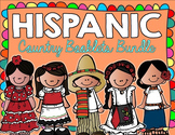 Country Booklets HISPANIC CULTURE BUNDLE!