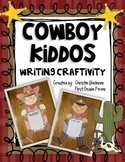 Cowboy Kiddos Writing Craftivity & more!