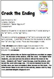 Crack the Ending
