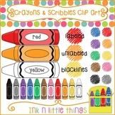 Crayon Clip Art - Color Clip Art