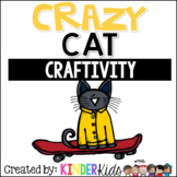 Crazy Cat Craftivity