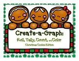 Create-a-Graph: Roll, Tally, Count, and Color - Christmas