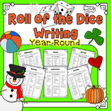 Roll of the Dice Writing {Year Round}