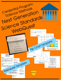 Credential Program: Science Methods  Next Generation Scien