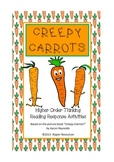 Halloween: Creepy Carrots - vocabulary extension and creep