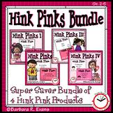 Critical Thinking Kids Love -- Hink Pink Bundle I
