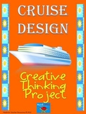 Cruise Design Creative Thinking Project {Great for Gifted}