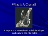 Crystals and Geodes Interactive PowerPoint