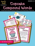 Cupcakes Compound Words Literacy Center