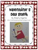 Cupid Cutie Valentine's Day Glyph