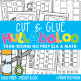 Cut and Glue Hullabaloo