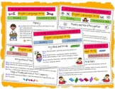 Cute 1st Grade English Language Arts Common Core State Standards