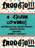 *Cute Binder Covers* FREEBIE!!!