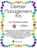 Cute Center Management Kit