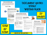 DBQ Writing Guide - Document Based Question Essays