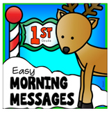 Morning Messages-1st-December, Christmas