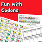 DNA and Protein Synthesis: Fun with Codons Packet
