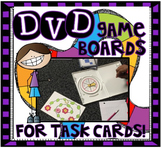 DVD Games for ANY Task Card!