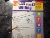 Daily 6-1 Trait Writing Grade 1