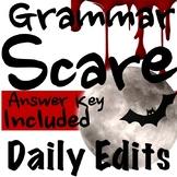 Daily Edits: Grammar Scare