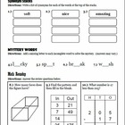 Daily Review Exercises (Free Sample)