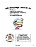 Daily Language Check #1-30