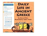 """Daily Life in Ancient Greece"" An Interactive Common Core"