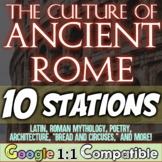 Roman Empire & Daily Life: Experience 5 areas of life in A