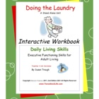 Daily Living Skills--Doing the Laundry Workbook
