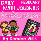 Daily Math Journals for February-CCSS aligned