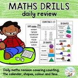 Daily Maths Drills