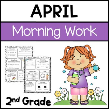 Daily Practice for Second Grade (April)