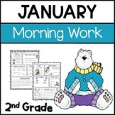 Daily Practice for Second Grade (January)