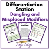 Dangling and Misplaced Modifiers Differentiation Station