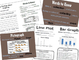 Data Analysis and Graphing Student Book and PowerPoint Lesson