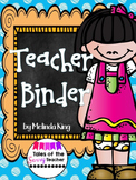Data Binder Covers and Forms