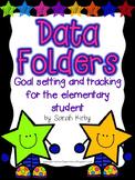 Data Folders for Elementary Students