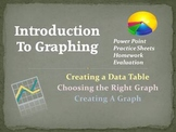 Data Tables and Graphing Introduction and Practice