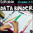 Data Tracking Binder