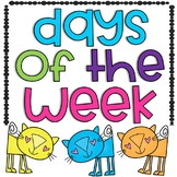 Days of the Week Centers