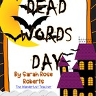 Dead Words Day