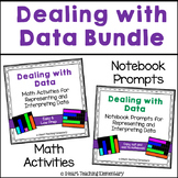 Dealing with Data: Notebook Prompts and Low Prep Math Cent