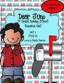 Dear Juno Reading Street Second Grade Story 3.2 Common Cor